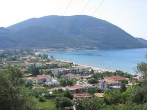 Řecko - Lefkada (svatební cesta)