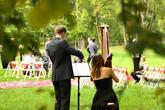 Svatba 3.9.2016 - Zámecká zahrada