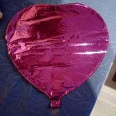 Balónky ve tvaru srdce,