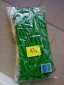 Modelovací balónky zelené,