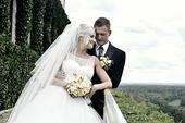 Svatební šaty ivory, 36