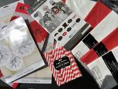 Bílo-červený set (původní cena 1 834 Kč),