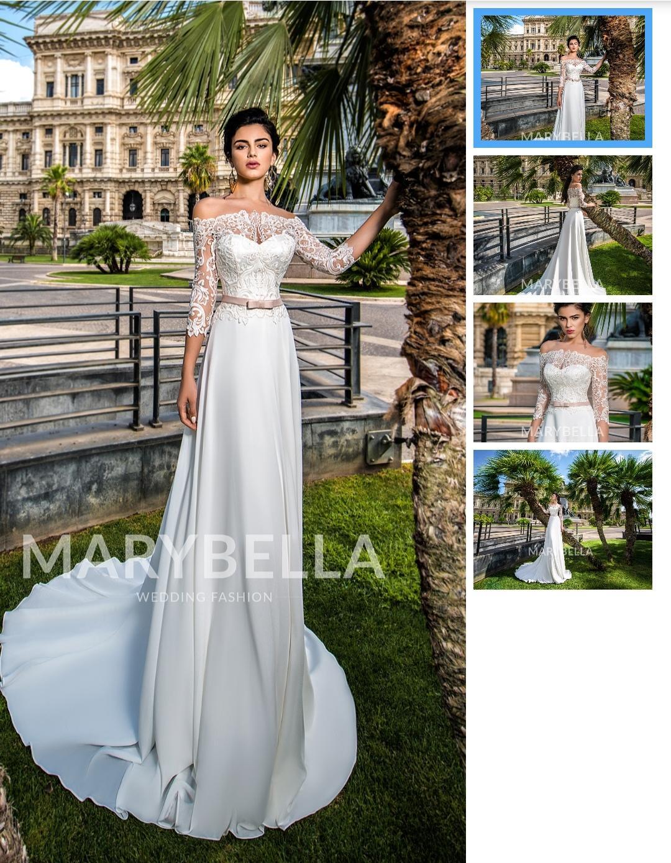 Šaty zn. Marybella, veľk. 38-42, prírodná biela - Obrázok č. 1