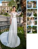 Šaty zn. Marybella, veľk. 40-42, prírodná biela, 40