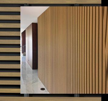 Exterierový a interierový obklad - EXTERIEROVÝ A INTERIEROVÝ OBKLAD jednoduchá montáž na rošt, bez údržbový