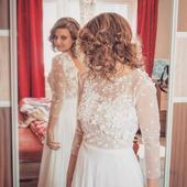 Svatební šaty vel. 36, 36