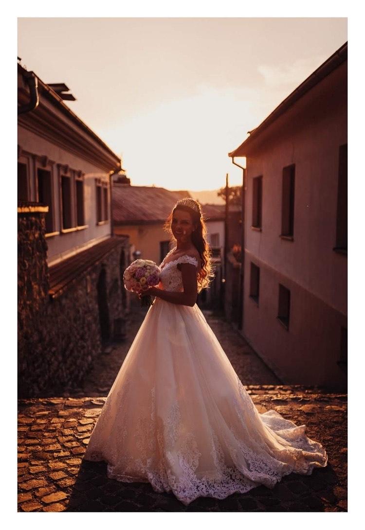 Krásne svadobné šaty Florence Barolo - Obrázok č. 1