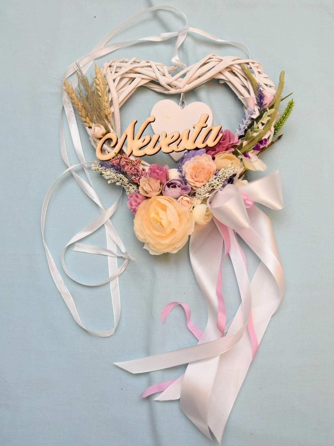 Svadobné oblečenie, ozdoby a dekorácie - Obrázok č. 4