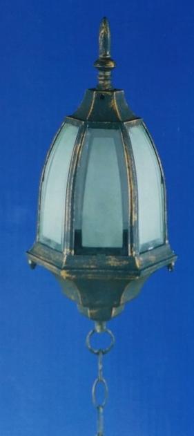 Vonkajšia závesná el.lampa 3ks - Obrázok č. 1
