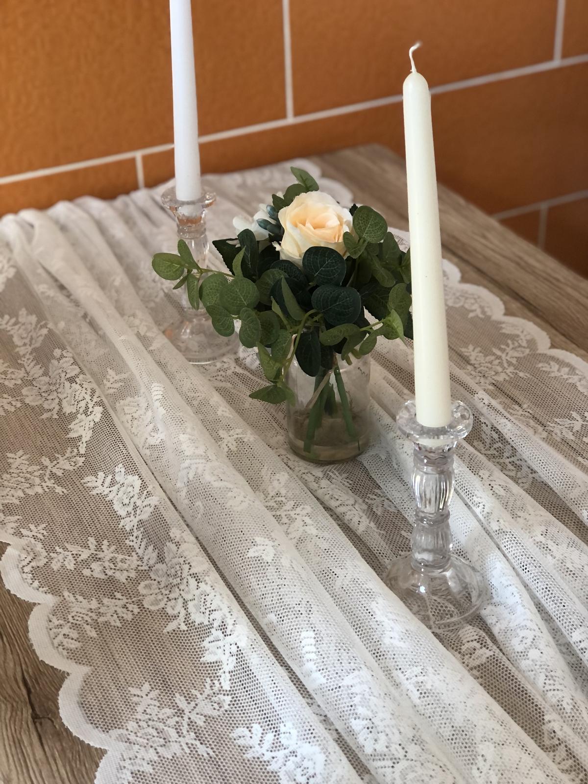 Svatební potahy na židle - Obrázek č. 1