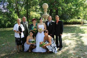Moje milující rodina