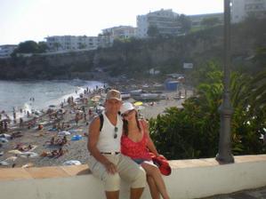 Svadobna cesta, Nerja, Costa del Sol