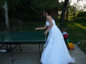 turnaj v ping pongu :-)