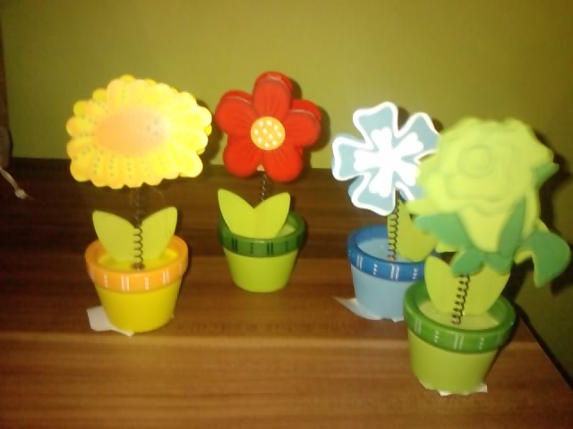 24.4.2010 - moje darceky pre hostí
