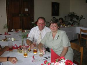 Rodiče nevěsty:)