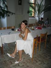 Nevěsta odpočívá:)))