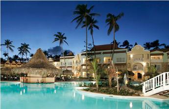 náš hotel Grand Palladium Punta Cana v DR