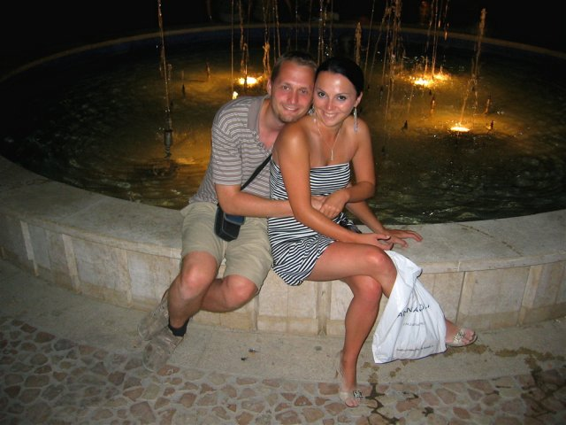 Kristy{{_AND_}}Gery - Taliansko...honeymoon :)