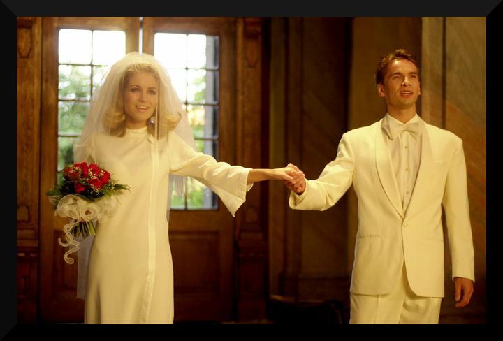 Svatby z filmů :) - Rebelové