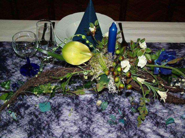 Čo sme mali - takéto svietniky nám zdobili stoly