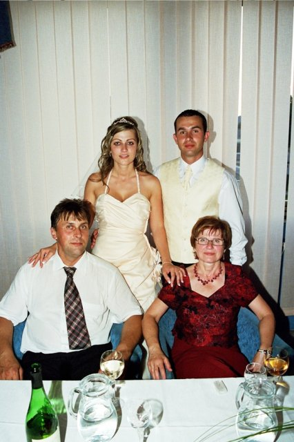 Lenka Vyslouzilova{{_AND_}}Marian Kozar - s mojimi rodicmi