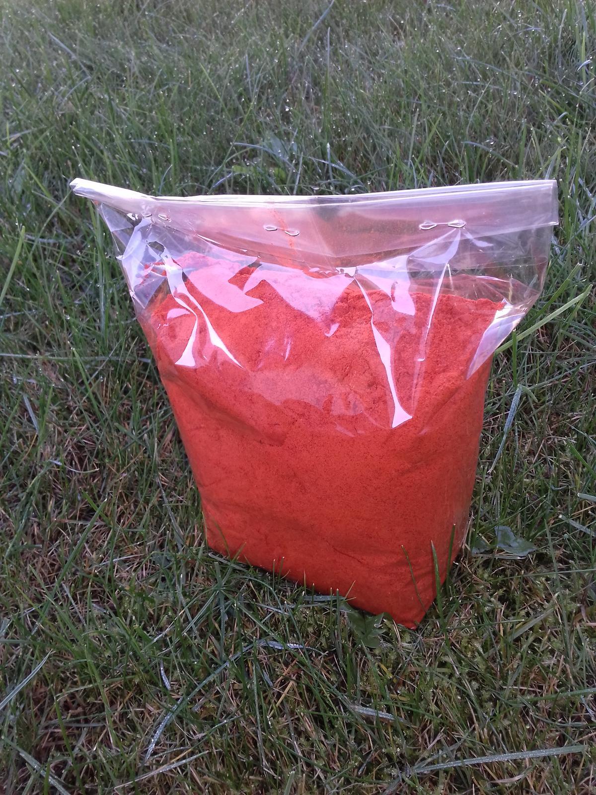 Mletá domáca červená paprika - Obrázok č. 2