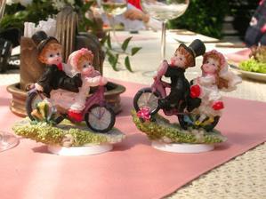 Naše figurky z dortů
