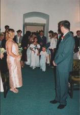 a na konec nevěsta