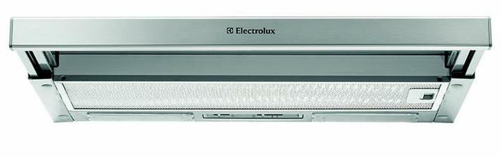 najjednoduchší výsuvný digestor Electrolux EFP 6411 X