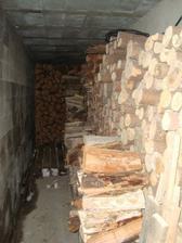 naše zásoby dřeva