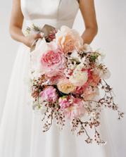 mít svatbu do růžova, neváhám:-)