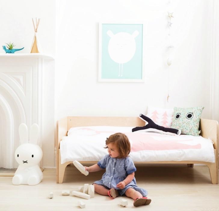 80% bielej v izbe pre deti - Obrázok č. 36