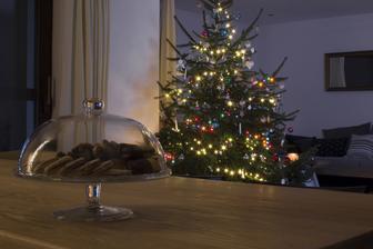 tento rok sme splnili cieľ, že pod stromček bude nová sedačka :) nie je dokončená ale je mega pohodlná