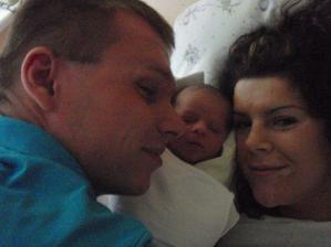 Naše první společné foto :-)