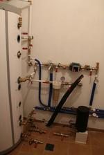 Kotolna sa zacina plnit ventilmi a kolienkami