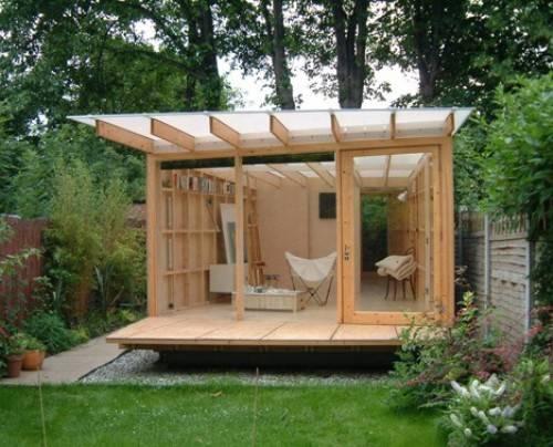 Zahradny domcek / grillhouse - Obrázok č. 3