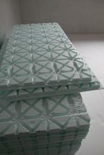Systemova polystyrenova doska