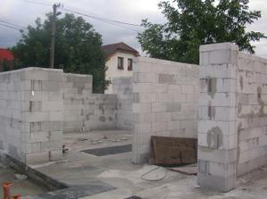 obvodové múry