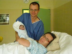 5.10.2011 se nám narodil Štěpánek :-)))