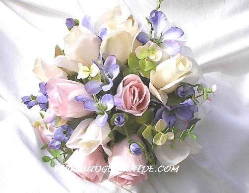 Kytice s modrými kvetmi - Pre Katy80 - Obrázok č. 6