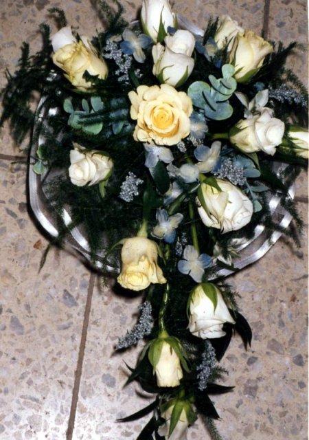 Kytice s modrými kvetmi - Pre Katy80 - Obrázok č. 15