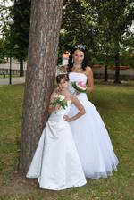 já s dcerou Veronikou..