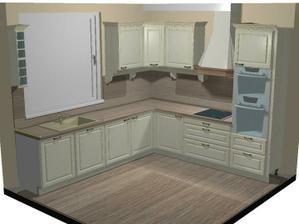 A tu je to do našej kuchyne :)