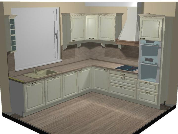 Kuchyňa - A tu je to do našej kuchyne :)