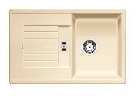 Kuchyňa - Drez Blanco Zia 45S šampáň