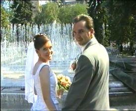 Fotenie u spievajúcej fontány v Košiciach