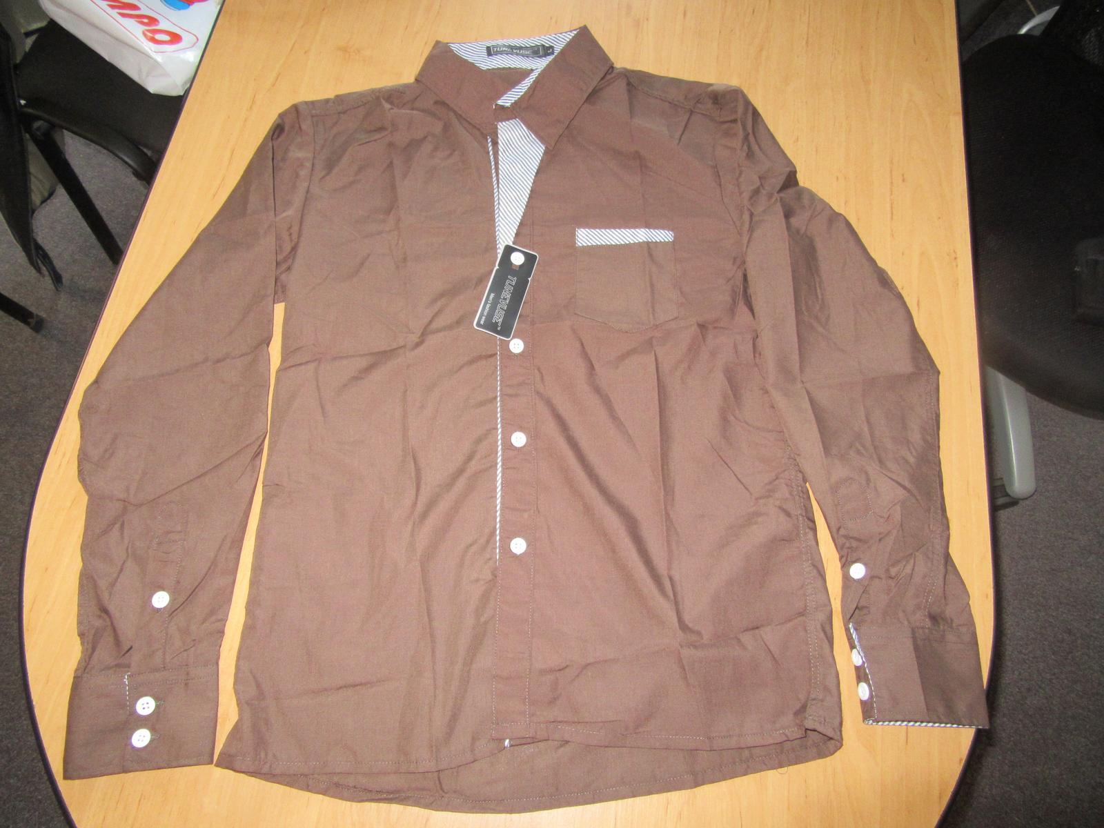 Košile vel.38 - Obrázek č. 1