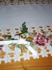 ... svadobné pierko ... skutočnosť :)
