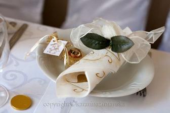 ... darčeky pre hostí ... :)