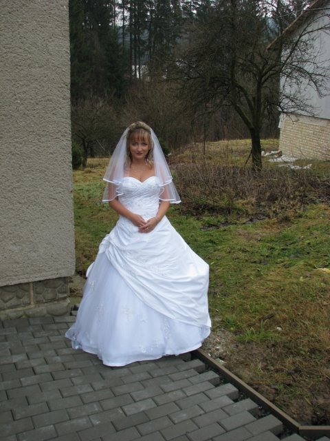 Tereza{{_AND_}}Alan - nevěsta